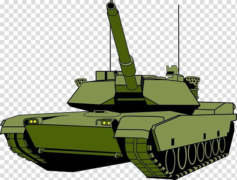 M1A1 Abrams tank illustration, Tank , tanks transparent.