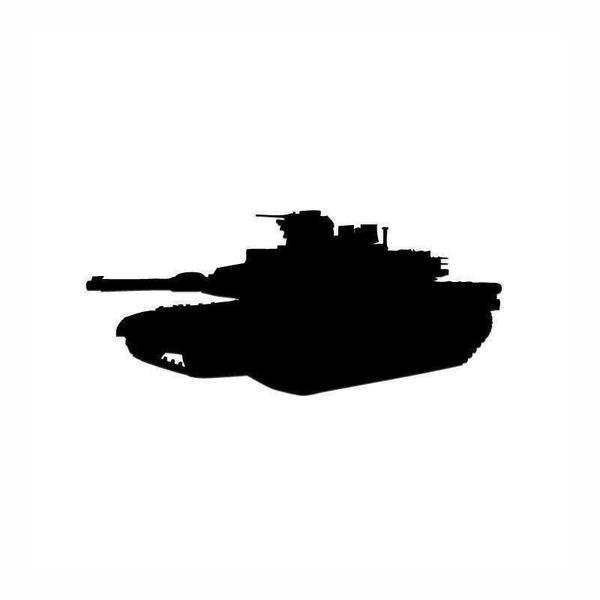 M1A1 Abrams Tank 7\