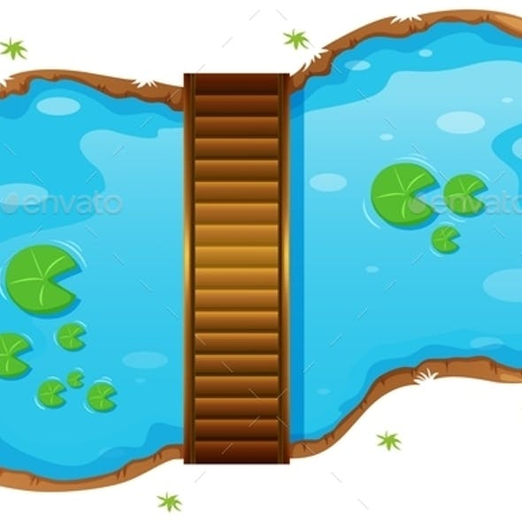 Pond Clipart and Image Graphics, Designs & Templates.