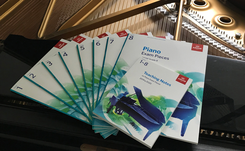 Golden Selections from ABRSM 2019/20.