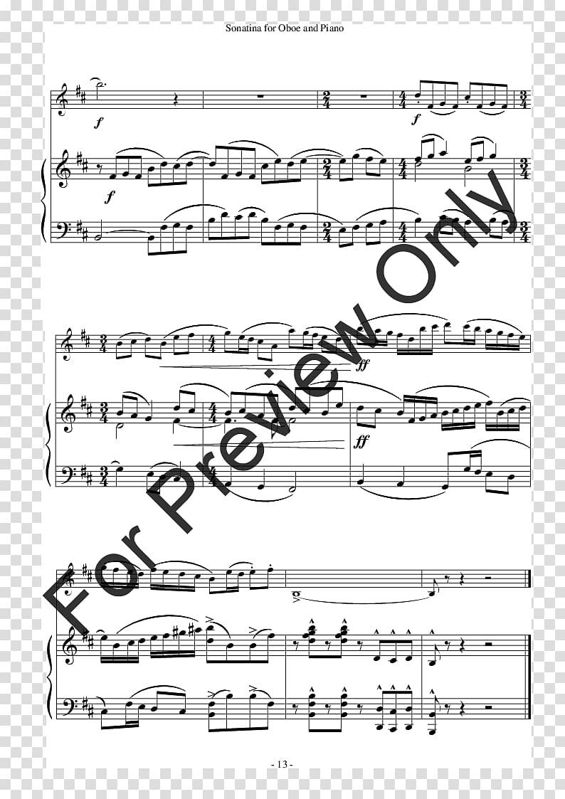 Sheet Music Violin ABRSM J.W. Pepper & Son, oboe transparent.
