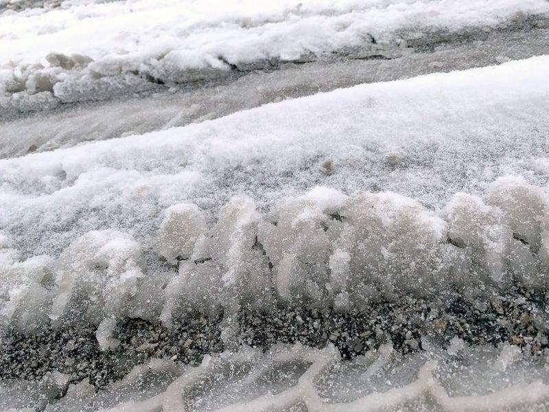RI Weather: Miserable Week Of Rain, Sleet, Snow Ahead.