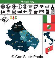 Abruzzo Vector Clip Art Royalty Free. 58 Abruzzo clipart vector.