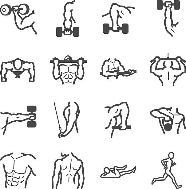 Best Abs Illustrations, Royalty.