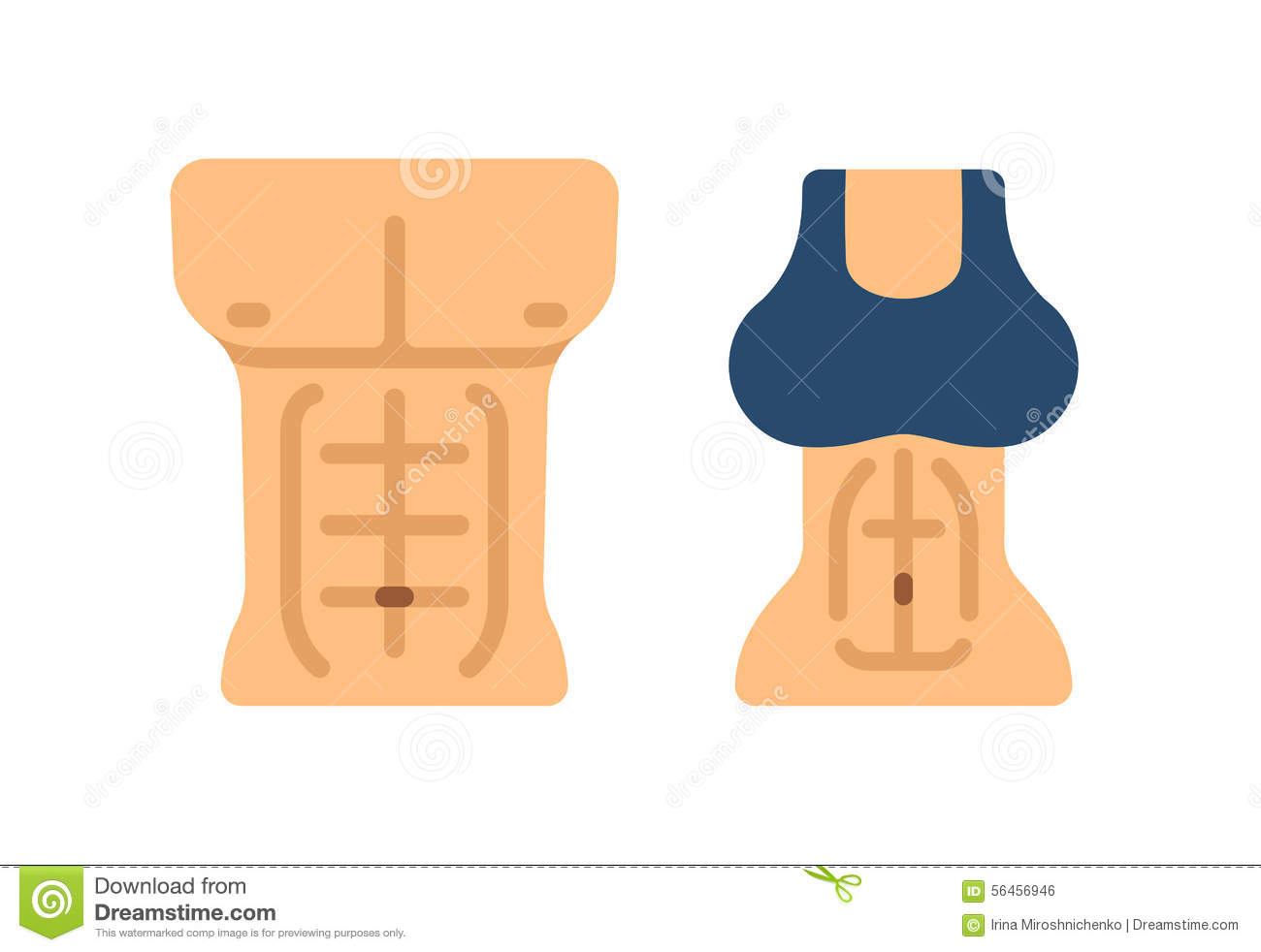 Abs Clipart Group with 18+ items.