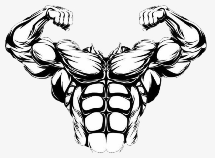 Free Bodybuilding Clip Art with No Background , Page 2.