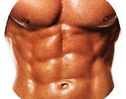 Six pack abs png 3 » PNG Image.