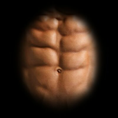 How to download body six pack png.