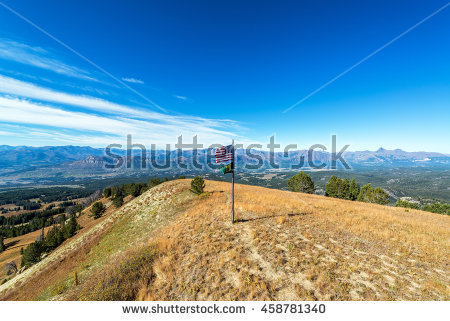 Absaroka Mountains Stock Photos, Royalty.