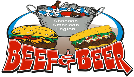 Absecon American Legion Post 28 annual Family Friendly Beef and.