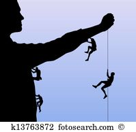 Abseiling Illustrations and Clipart. 14 abseiling royalty free.