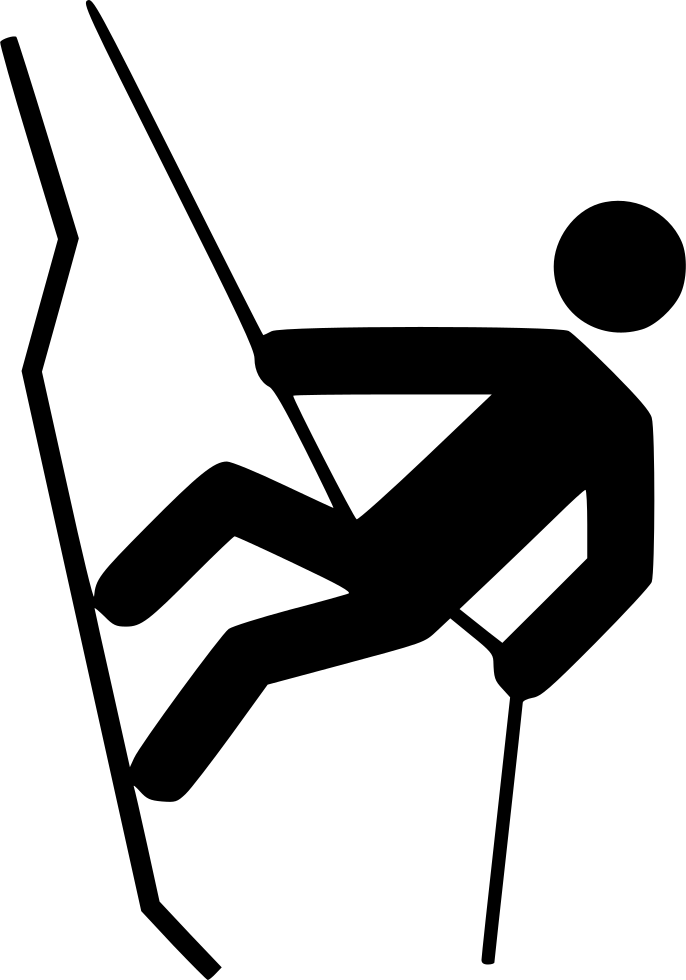 Abseiling Svg Png Icon Free Download (#530294).