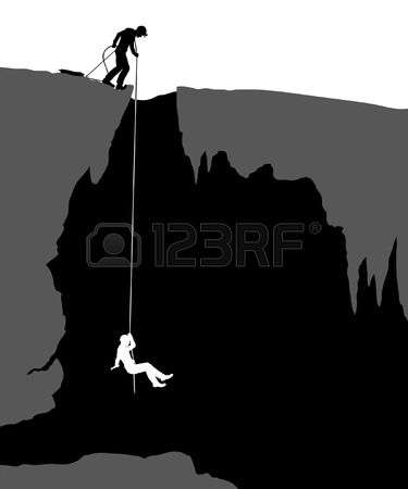 77 Abseiling Stock Illustrations, Cliparts And Royalty Free.