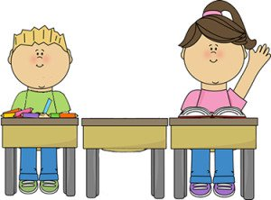 Absent Student Clipart.