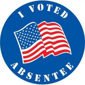 Absentee Voting.