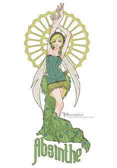 167 Best Green Fairy images.
