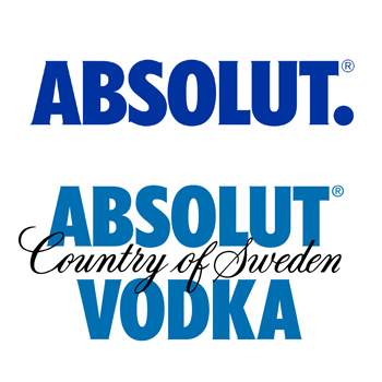 Absolut \'so iconic\' it drops vodka from logo.