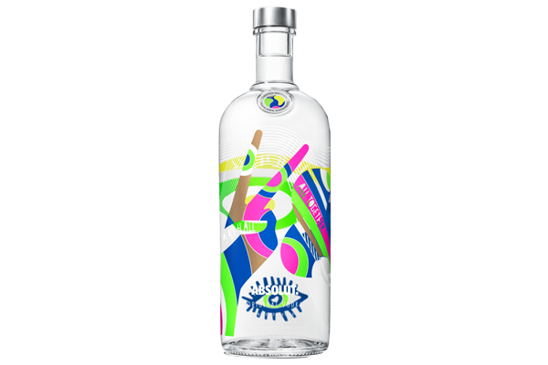 Celebrating unity: Absolut Vodka launches limited.