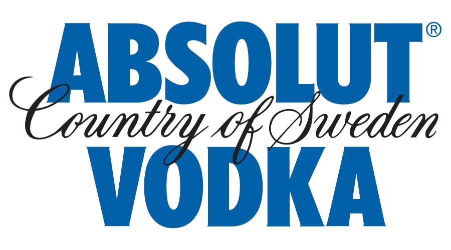 ABSOLUT VODKA Vector Logo.