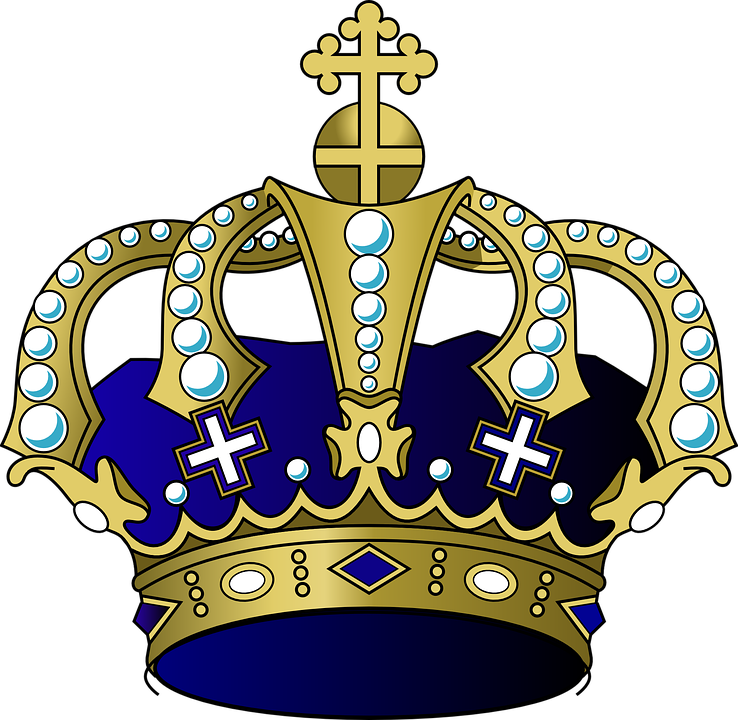 Free vector graphic: Crown, King, Royal, Prince, History.