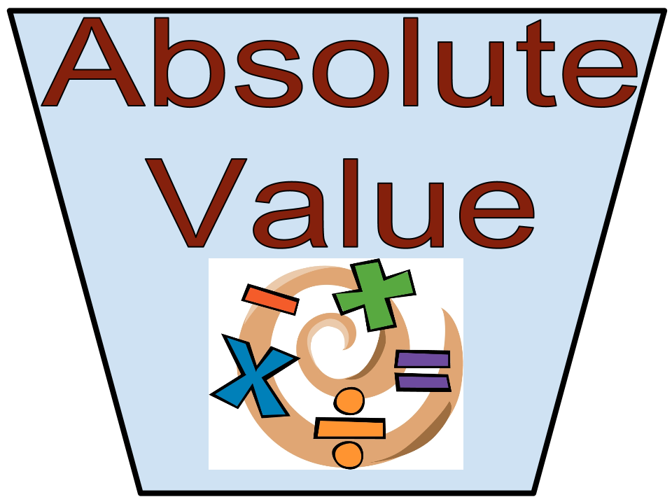 Absolute value clipart.