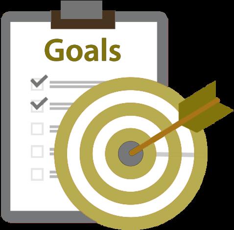 Defining Goals.