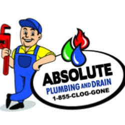 Absolute Plumbing and Drain.