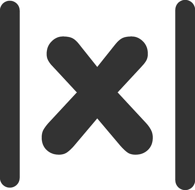 Download Modulus Symbol Clipart Absolute Value Mathematics.