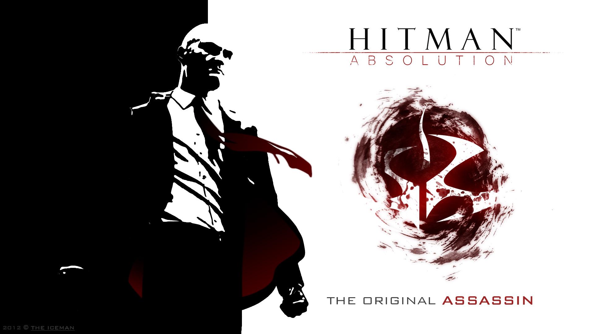 Hitman hd clipart 1080p.