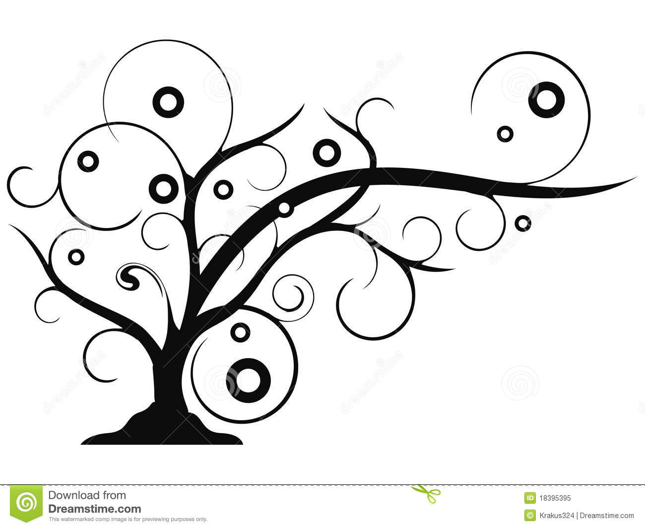 Abstract clip art free.