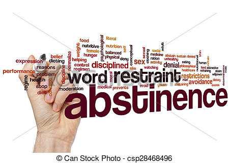 Stock Photographs of Abstinence word cloud concept csp28468496.