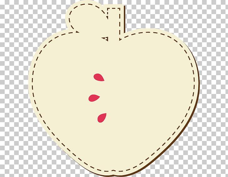 Heart Area Pattern, Hand.