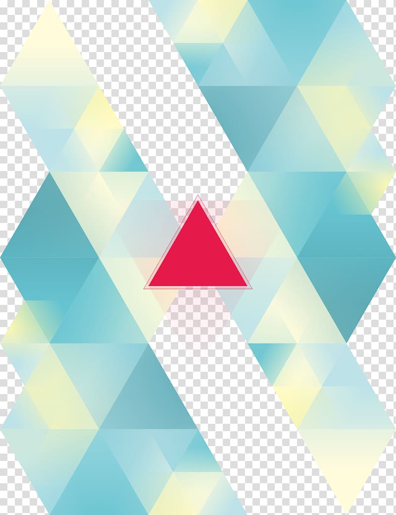 Triangle Abstract art Desktop Graphic design, abstract background.