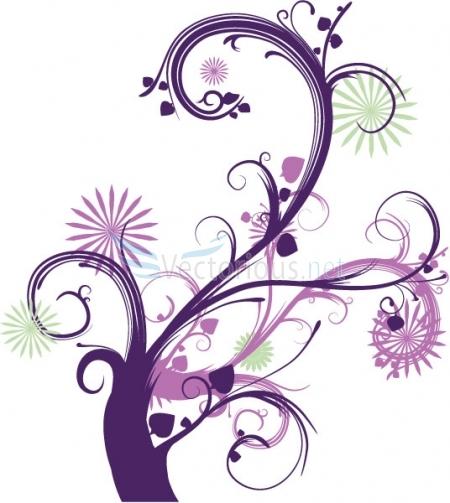Abstract design clip art.