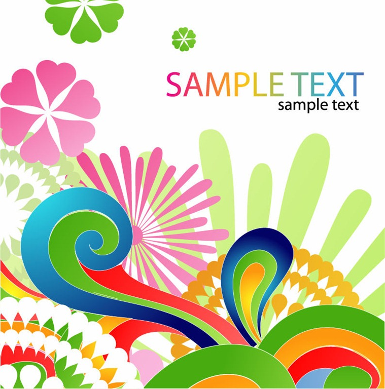 Abstract background clipart #17
