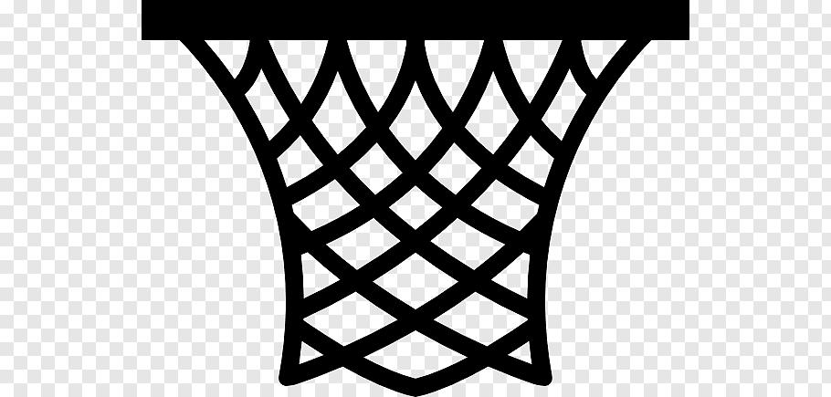 Basketball ring illustration, Basketball Net Backboard.