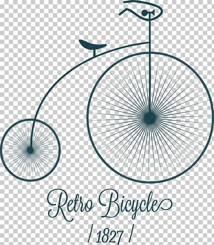 Car Bicycle wheel, Abstract bike PNG clipart.