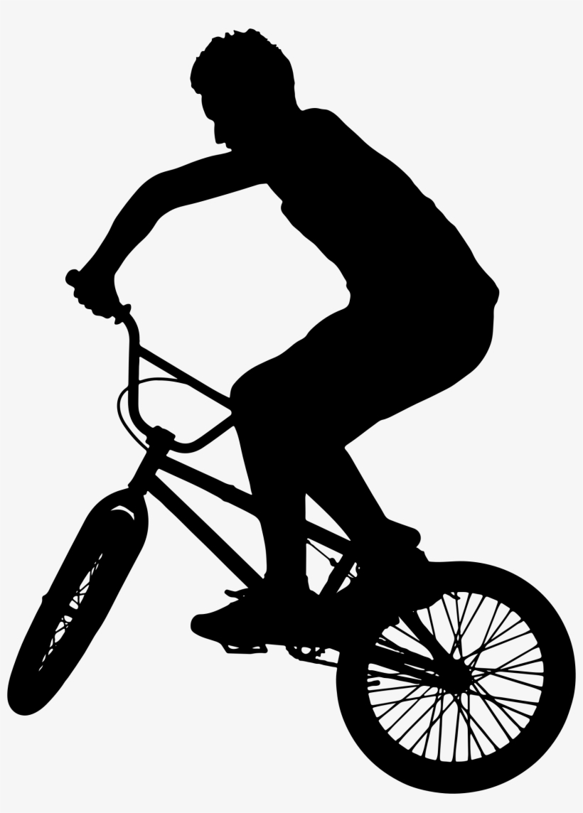 Bike Clipart Trick Clipart Collection Bmx An Abstract.