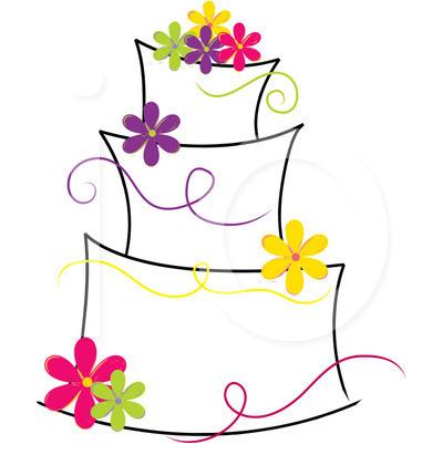 Wedding Cake Clipart Free.