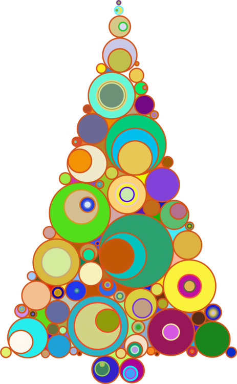 Christmas tree Christmas Day Clip Art Christmas Abstract CC0.