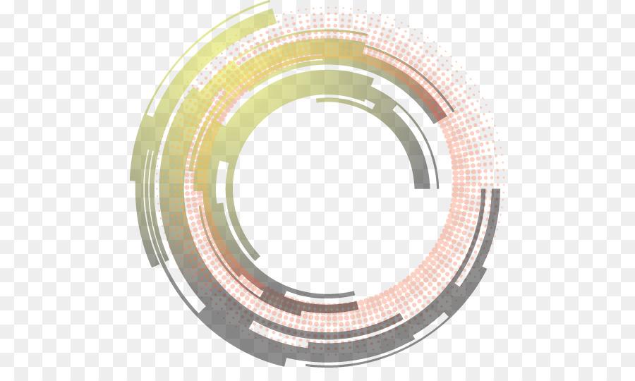 Circle Pattern png download.