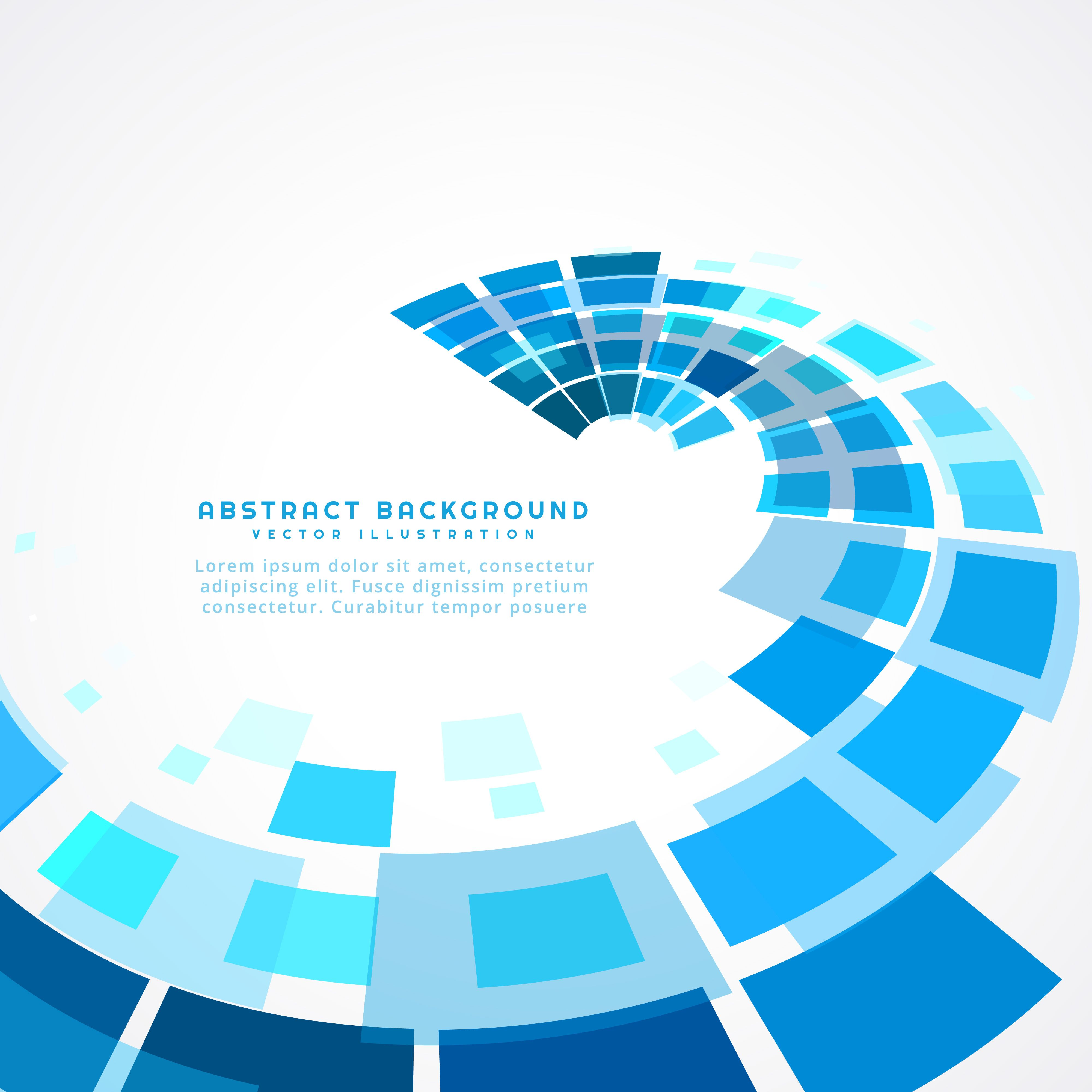perspective blue abstract wave Vector. Choose from thousands.
