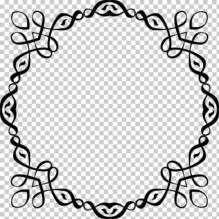 Wedding invitation Frames , abstract border PNG clipart.