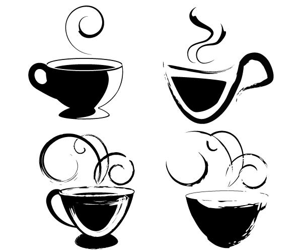 Free Coffee Cup Clip Art Vector.