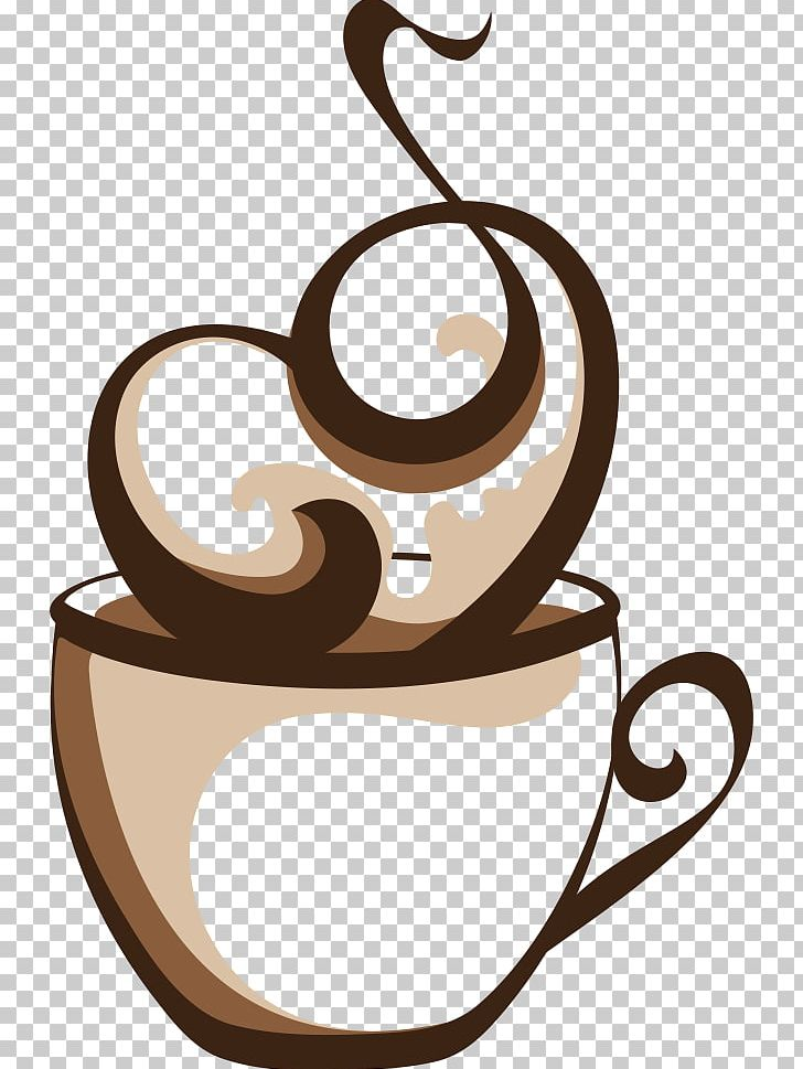 Coffee Cup Cafe Coffee Cup PNG, Clipart, Abstract, Cartoon.