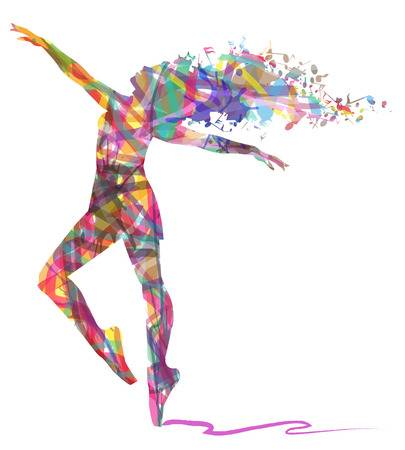 9,389 Abstract Dancer Stock Vector Illustration And Royalty Free.