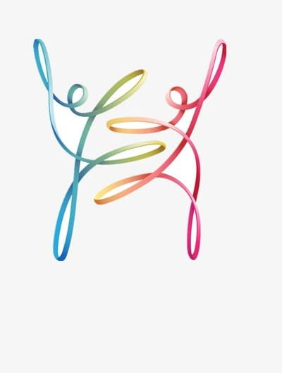 Ribbon Dancer PNG, Clipart, Abstract, Abstract Dancers, Art.