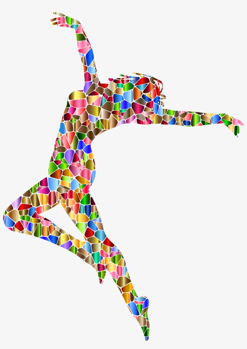 Girl Dance Png Clipart.