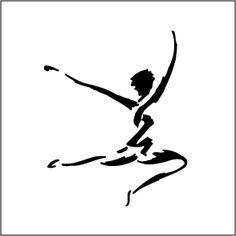 Free Dance Clip Art Image.