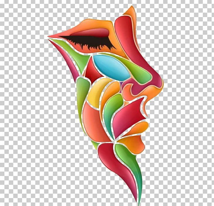 Abstract designs of faces clipart clipart images gallery for.